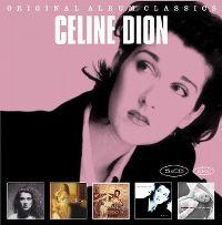 Cover Céline Dion - Original Album Classics [2012]